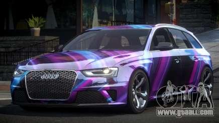 Audi B9 RS4 S9 for GTA 4