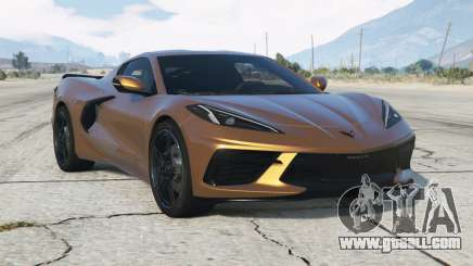 Chevrolet Corvette Stingray (C8) 2020〡add-on v1.1 for GTA 5