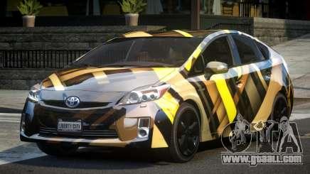 Toyota Prius U-Style S4 for GTA 4