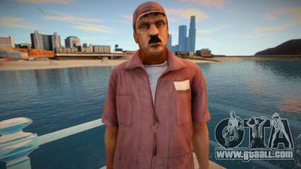 New Janitor for GTA San Andreas