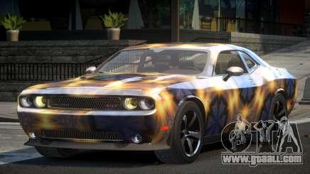Dodge Challenger 392 PSI-R S3 for GTA 4