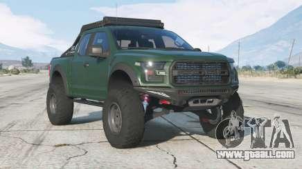 Ford F-150 Raptor 2017〡Project Scorpio Edition〡add-on for GTA 5