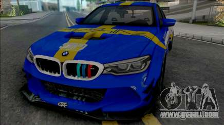 BMW M5 Sidewinder [Fixed] for GTA San Andreas