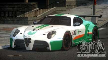 Alfa Romeo 8C Competizione GS-R S4 for GTA 4