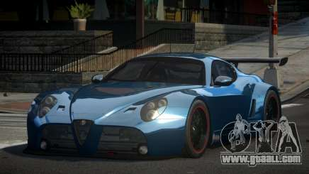 Alfa Romeo 8C Competizione GS-R for GTA 4