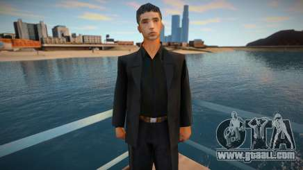 New Sindaco Skin for GTA San Andreas