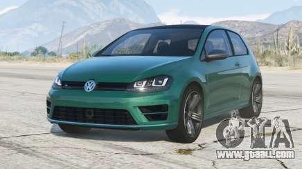 Volkswagen Golf R 3-door (Typ 5G) 2013 for GTA 5