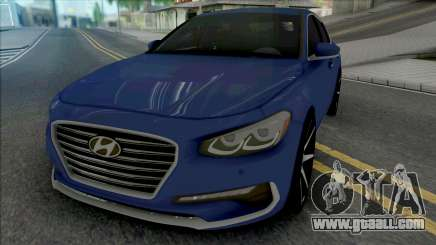 Hyundai Azera 3.5 for GTA San Andreas