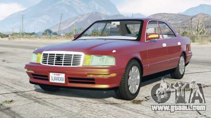 Toyota Crown Super Saloon (S140) 1993 for GTA 5
