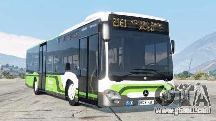 Mercedes-Benz Citaro (O 530) 2018〡BizkaiBus v2.0 for GTA 5