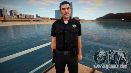 New cop San Fierro for GTA San Andreas