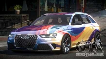 Audi B9 RS4 S4 for GTA 4