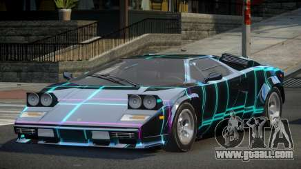 Lamborghini Countach U-Style S1 for GTA 4