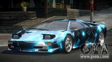 Lamborghini Diablo SP-U S4 for GTA 4