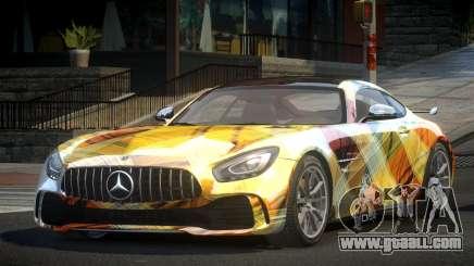Mercedes-Benz AMG GT Qz S2 for GTA 4