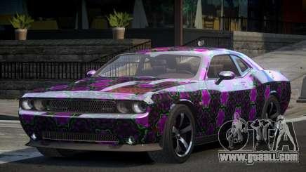 Dodge Challenger 392 PSI-R S7 for GTA 4