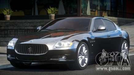 Maserati Quattroporte GS V1.0 for GTA 4