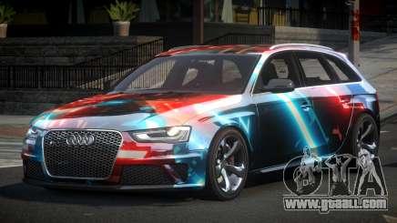 Audi B9 RS4 S10 for GTA 4