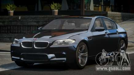 BMW M5 F10 US for GTA 4
