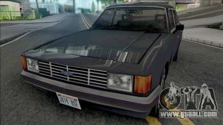 Chevrolet Opala 1983 [Improved] for GTA San Andreas