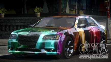 Chrysler 300C SP-R S9 for GTA 4