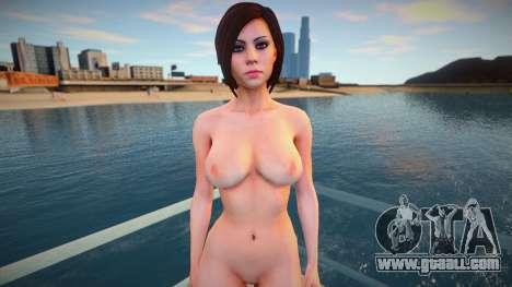 Fan Girl for GTA San Andreas