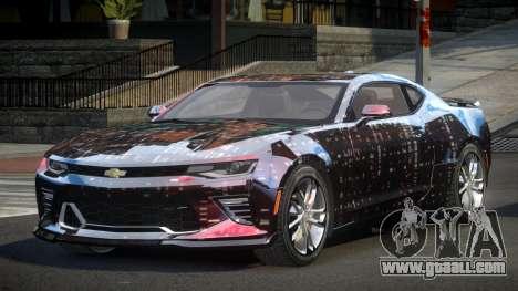 Chevrolet Camaro GS-R S10 for GTA 4