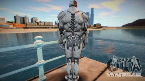 Cyborg from Injustice 2 for GTA San Andreas