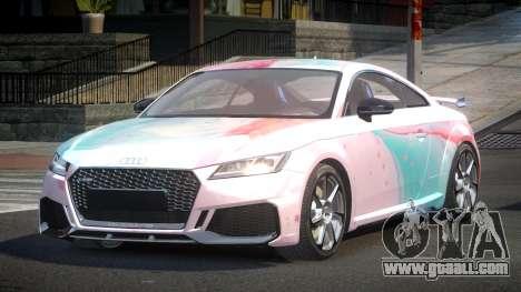 Audi TT U-Style S7 for GTA 4