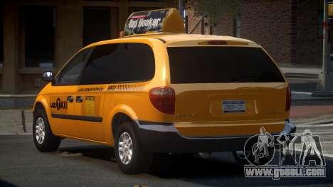 2003 Dodge Grand Caravan LC Taxi for GTA 4