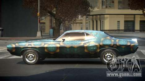 Dodge Challenger SP71 S6 for GTA 4