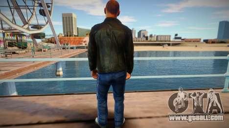 Russian racketeer for GTA San Andreas