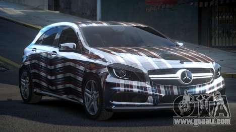 Mercedes-Benz A45 US S2 for GTA 4