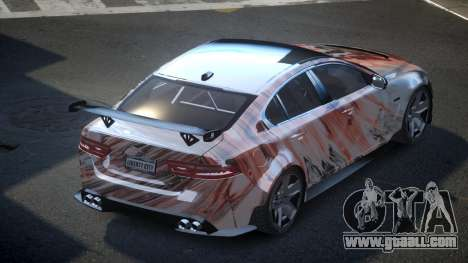Jaguar XE GST S1 for GTA 4