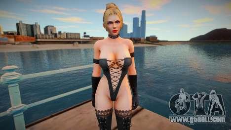 Rachel Dominatrix for GTA San Andreas
