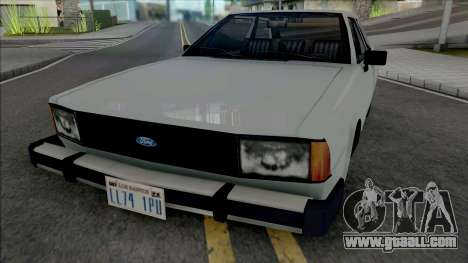 Ford Corcel II 1981 for GTA San Andreas