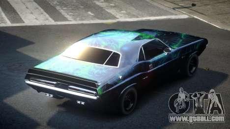 Dodge Challenger BS-U S10 for GTA 4