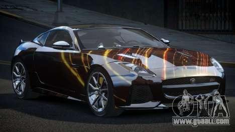 Jaguar F-Type U-Style S10 for GTA 4
