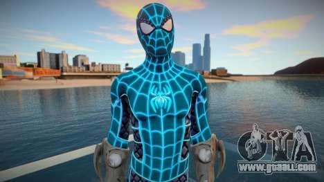 Spiderman Fear Itself Retextured for GTA San Andreas