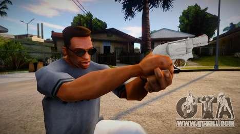 RE2: Remake - SL60 for GTA San Andreas