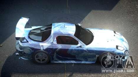 Mazda RX-7 iSI S5 for GTA 4
