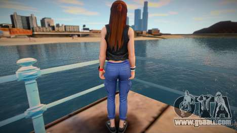 DOA Leifang Fashion Casual V1 for GTA San Andreas