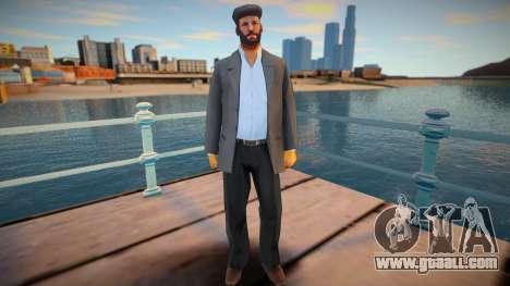 Str3sU ComputerS Skin - Mafia for GTA San Andreas