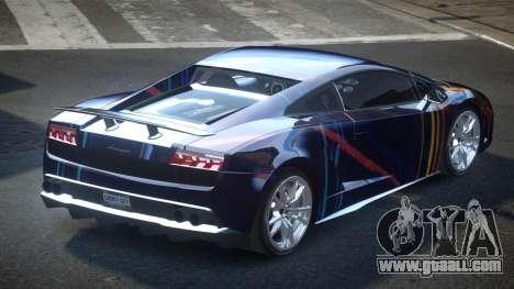 Lamborghini Gallardo SP-Q S10 for GTA 4