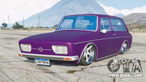 Volkswagen 1600 Variant 1973〡lowered〡add-on