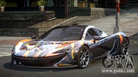 McLaren P1 ERS S8 for GTA 4