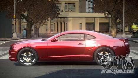 Chevrolet Camaro BS-U for GTA 4
