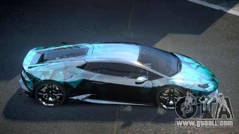 Lamborghini Huracan LP610 S9 for GTA 4