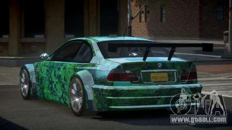 BMW M3 E46 PSI Tuning S8 for GTA 4