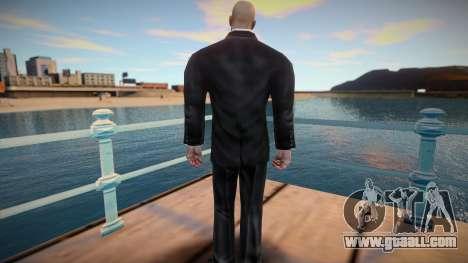 Lex Luthor Tuxedo for GTA San Andreas
